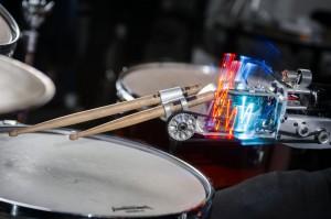ロボットドラム義手 (出所:ジョージア工科大学)